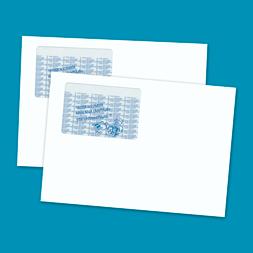 Kirjekuoret: Nonprint-isoikkunakuoret
