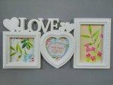 "Фоторамка ""Love"" на 3 фото (1513W)"