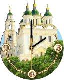 """Часы деревянные """"Кремль"""""""