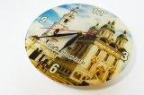 """Часы (стекло) """"Кремль"""""""