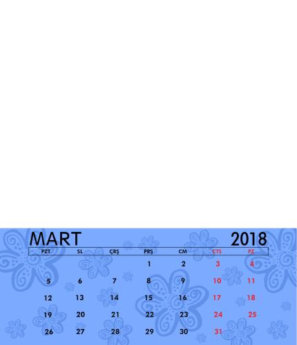 Mart 2018