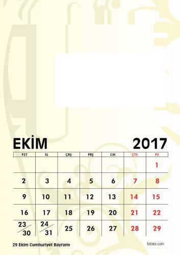 Ekim 2017