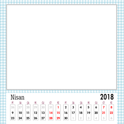 Nisan 2018