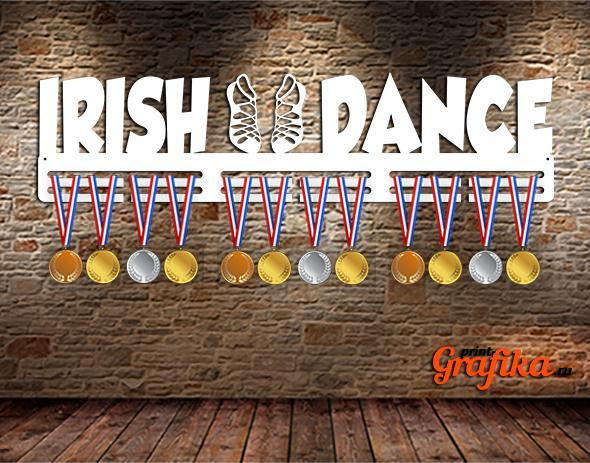 Медальница ирландские танцы