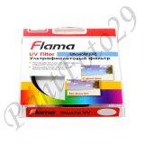 Светофильтр Flama UV 62 mm