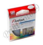 Светофильтр Flama CPL 62 mm