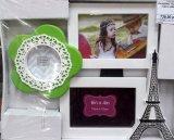 """Фоторамка """"Париж"""" на 3 фото (AM8183) Материал: пластик"""