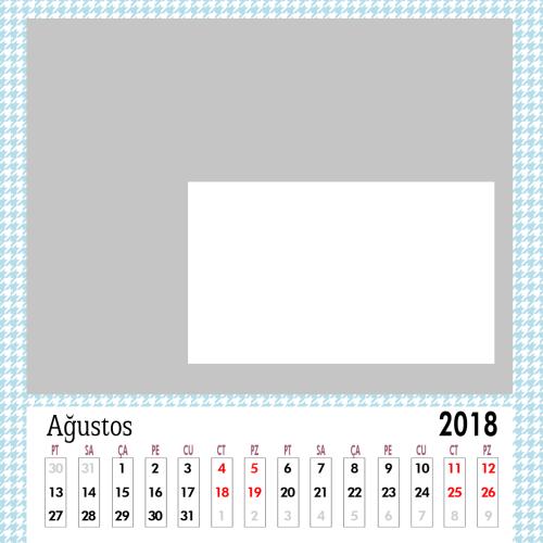 Ağustos 2018