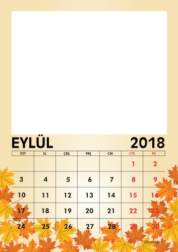 Eylül 2018
