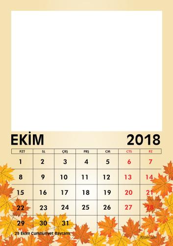 Ekim 2018