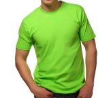Футболка мужская, яр-зеленая, 003_002