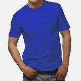 Футболка мужская, синяя, 003_005