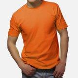 Футболка мужская, оранжевая, 003_007