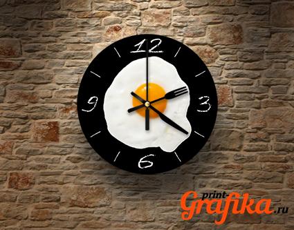 Часы яишница