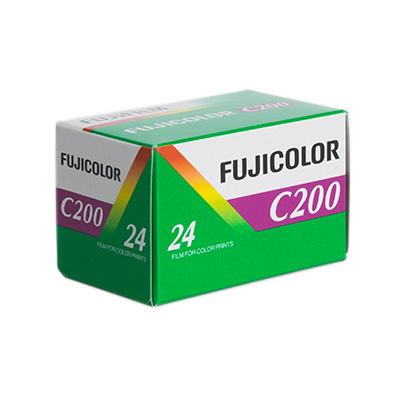 Фотопленка Fujifilm fujicolor 200/24