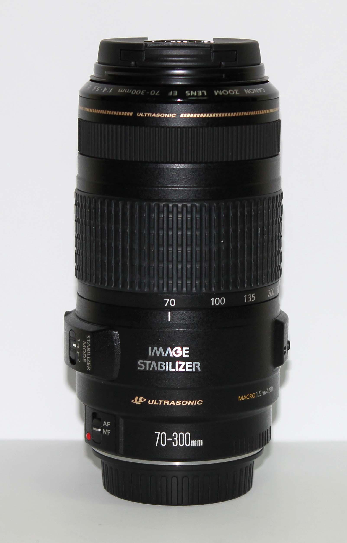 Объектив Canon EF 70-300 mm f/4-5.6 IS USM