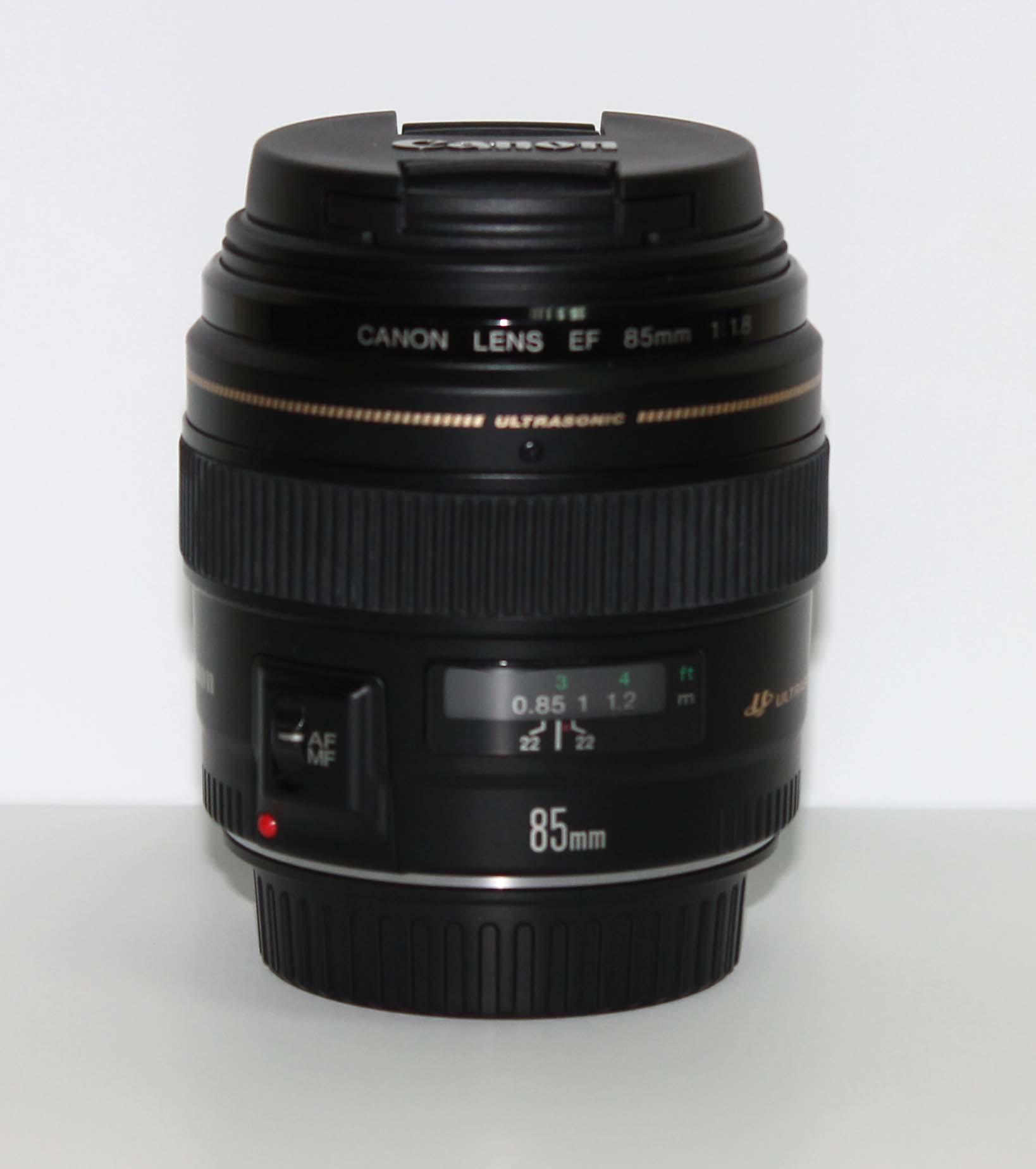 Объектив Canon EF 85 f/1.8mm USM