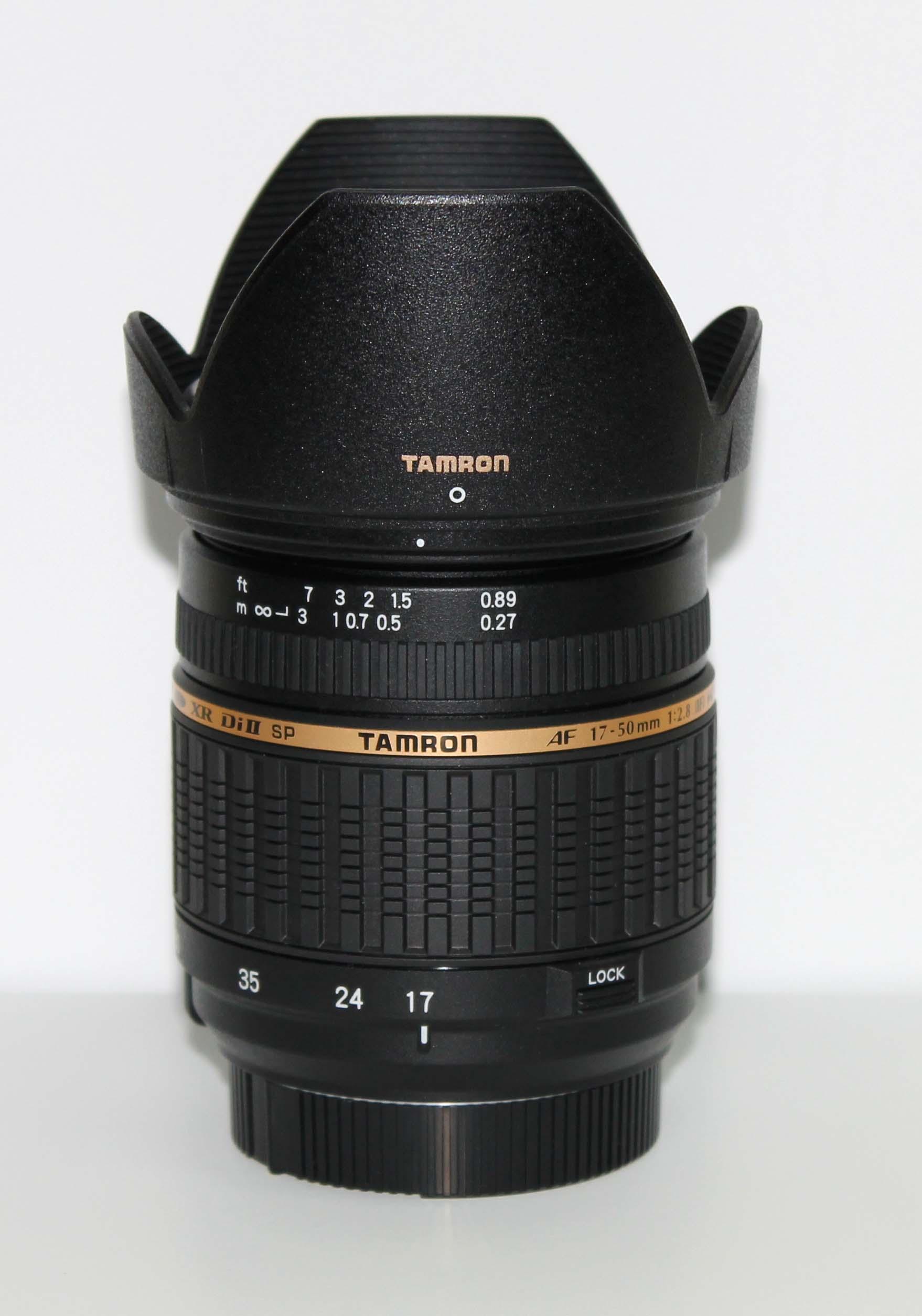 Объектив Tamron AF SP 17-50mm F/2.8 XR Di II LD for Nikon Aspherical