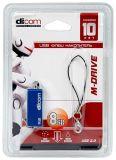 Съемный носитель flash Drive Dicom M21 8Gb M-Drive