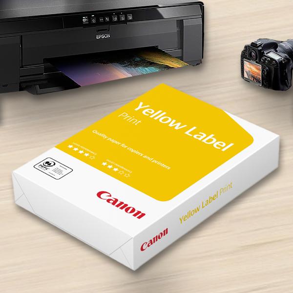 Офисная бумага Canon Yellow Label