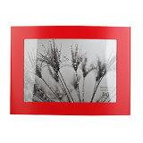 Фоторамка металлическая IMAGE ART 6015-4R выгнутая  10*15