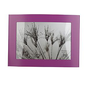 Фоторамка металлическая IMAGE ART 6015-4/PU выгнутая 10*15