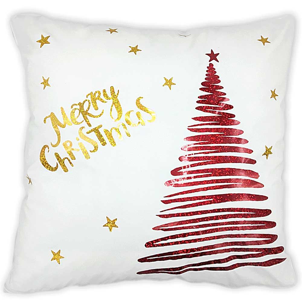 """Подушка  """"Merry Christmas"""""""