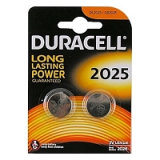 Duracell 2025 2 шт.
