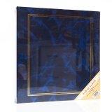500'lük 10x15cm Ciltbezli Fotoğraf Albümü [ BSK-9506] ( Mavi )