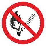 Не разжигать огонь
