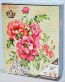 Çiçek desenli fotoğraf albümü. 8409-6 x 8-200