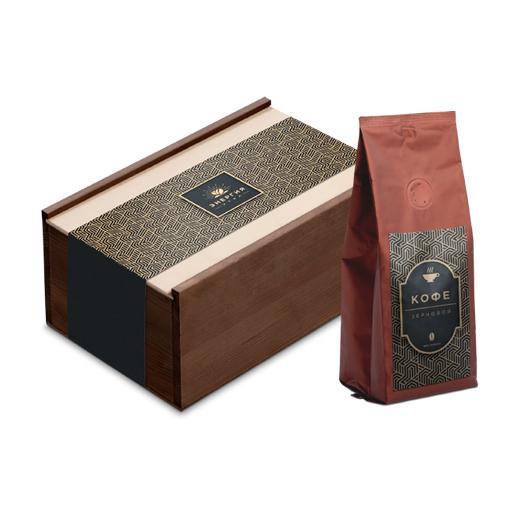 """Подарочный набор """"Кофейный, Энергия утра"""" /Арт DB001/5-7 дней/от 10 шт."""