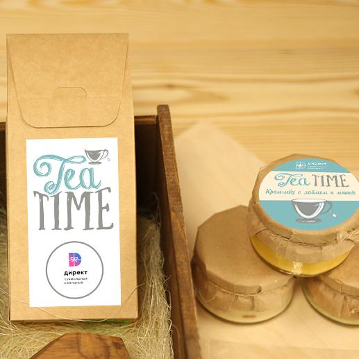 """Подарочный набор """"Tea Time"""" /Арт DB003/5-7 дней/от 10 шт."""
