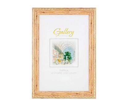 Фоторамка Gallery с золотом