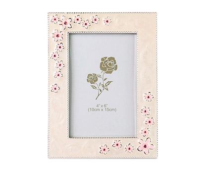 Фоторамка Platinum Розовые цветы