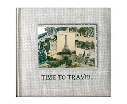 Фотоальбом Pioneer 100ф. 15x20 Time to travel