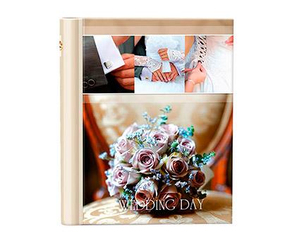 Фотоальбом ImageArt магн.л. 23х28 Свадьба