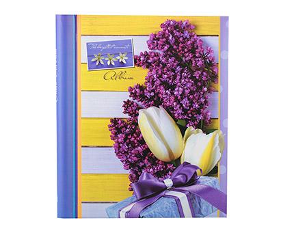 Фотоальбом ImageArt магн.л. 23х28 Тюльпаны