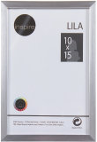 Фоторамка Lila 10x15 silver