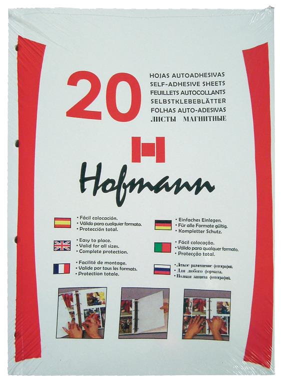 Магнитные листы Hofmann, арт.9620