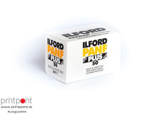 Ilford Pan F Plus 35mm