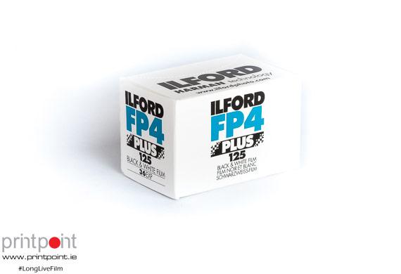Ilford FP4 Plus 35mm