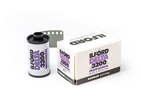 Ilford Delta 3200 135/36 Film