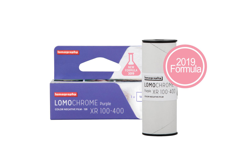 Lomography LomoChrome Purple 120