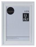 Рамка Inspire Liza 21х29.7 см цвет белый