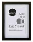 Рамка Inspire «Milo», 15х20 см, цвет чёрный