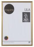 Рамка Inspire «Lila», 21х29,7 см, цвет золото