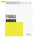 Рамка-клип, 30х40 см, стекло, цвет прозрачный
