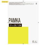 Рамка-клип, 21х29.7 см, стекло, цвет прозрачный