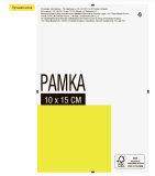 Рамка-клип, 10х15 см, стекло, цвет прозрачный